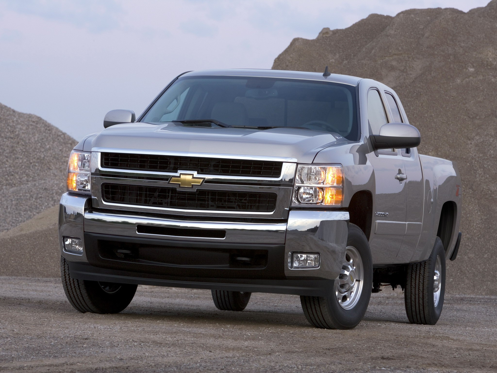 chevrolet silverado 2500hd extended cab specs 2008 2009. Black Bedroom Furniture Sets. Home Design Ideas