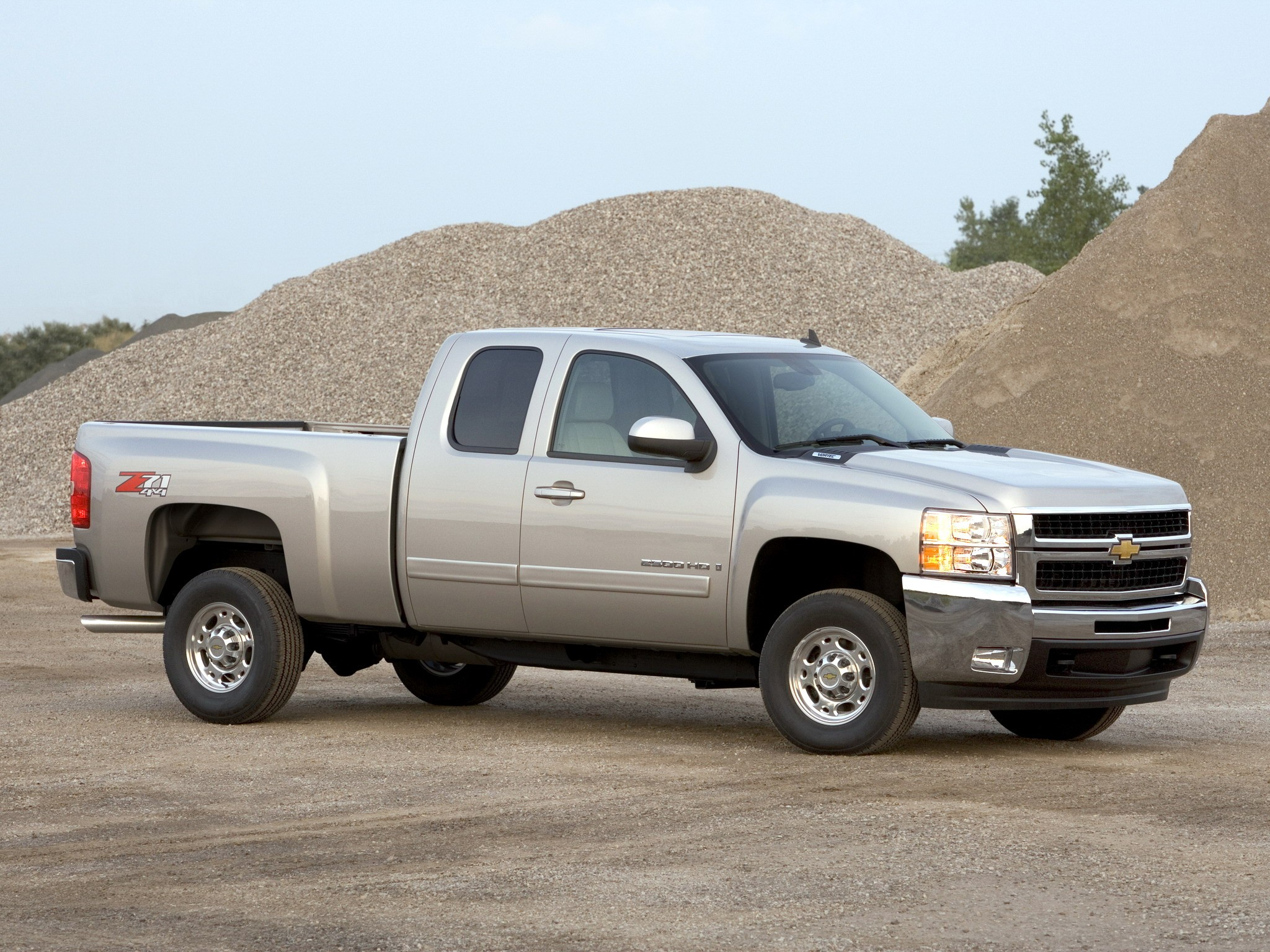 CHEVROLET Silverado 2500HD Extended Cab specs & photos - 2008, 2009, 2010, 2011, 2012, 2013 ...