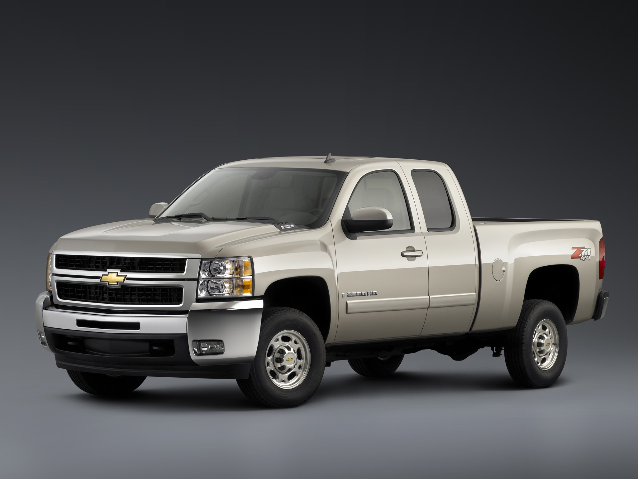 chevrolet silverado 2500hd extended cab 2008 2009 2010. Black Bedroom Furniture Sets. Home Design Ideas