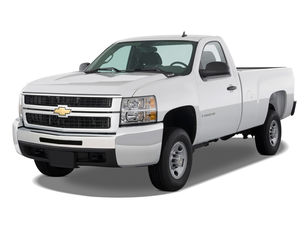 CHEVROLET Silverado 2500HD Regular Cab specs & photos ...