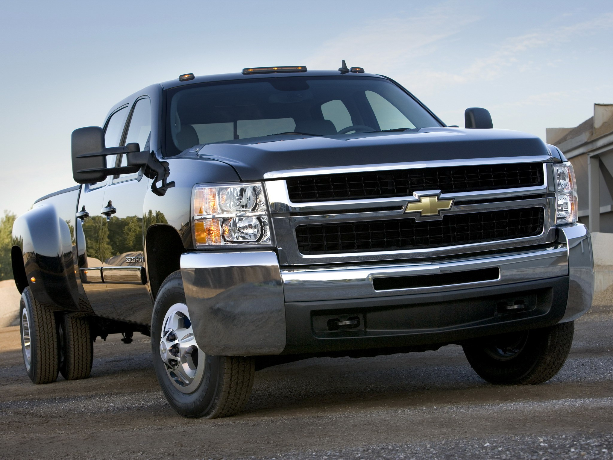 Chevrolet Silverado 3500hd Crew Cab Specs Amp Photos 2008