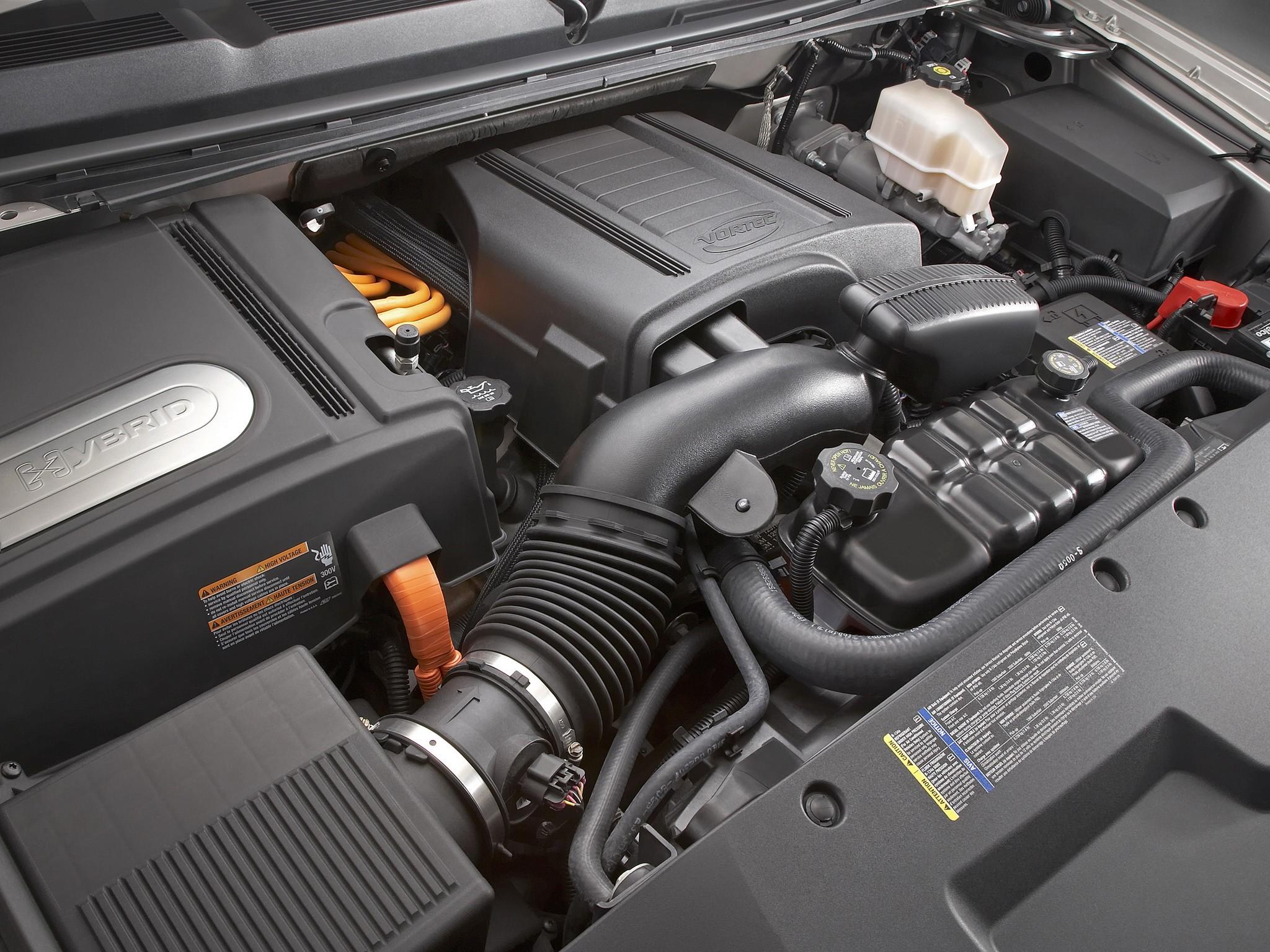 Chevrolet Silverado Hybrid 2008 2017