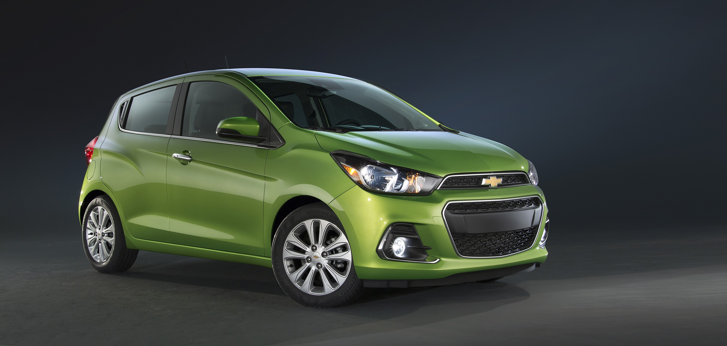 CHEVROLET Spark / Matiz specs & photos - 2016, 2017, 2018 ...