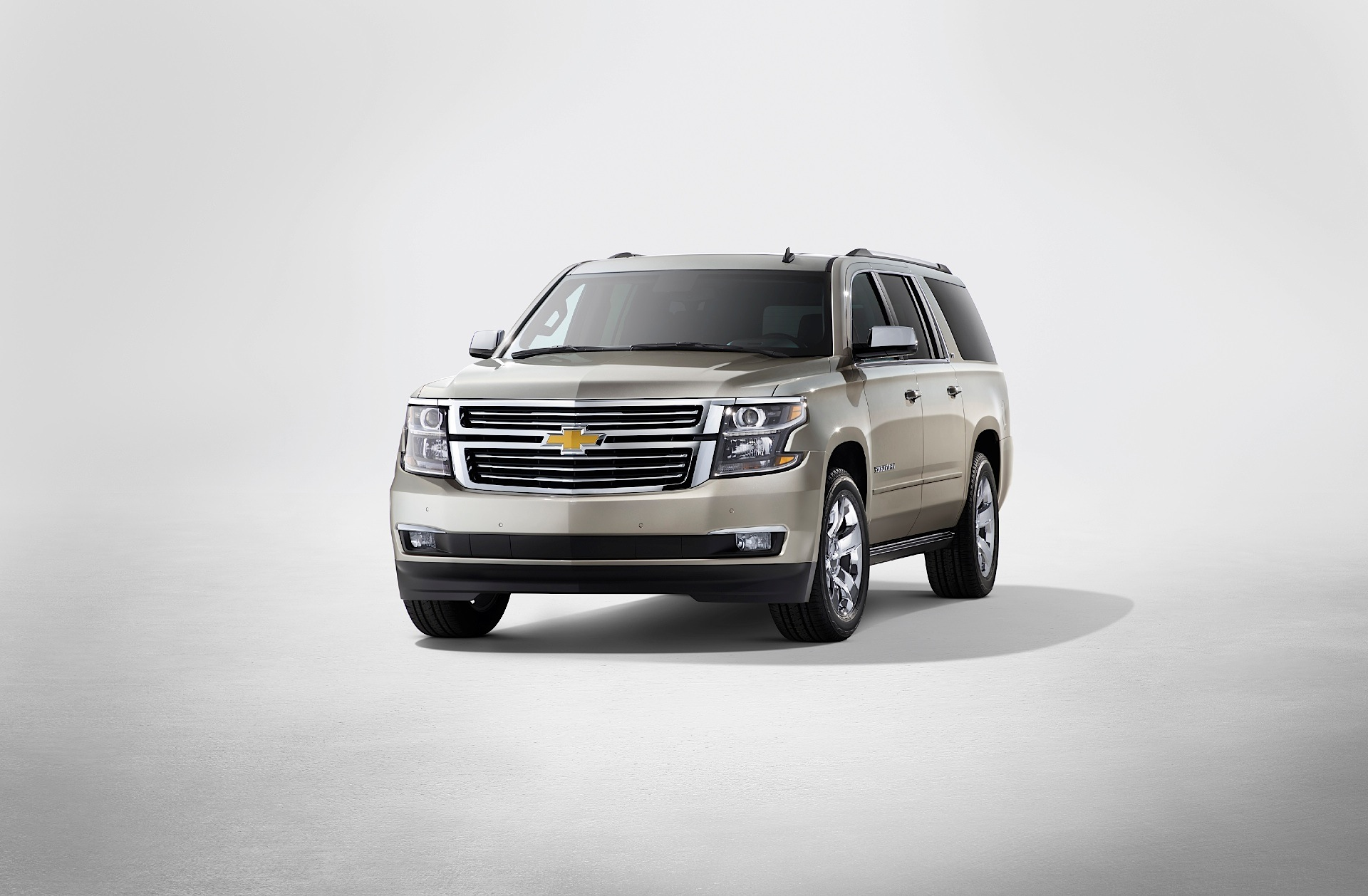 Chevrolet suburban 2014 present