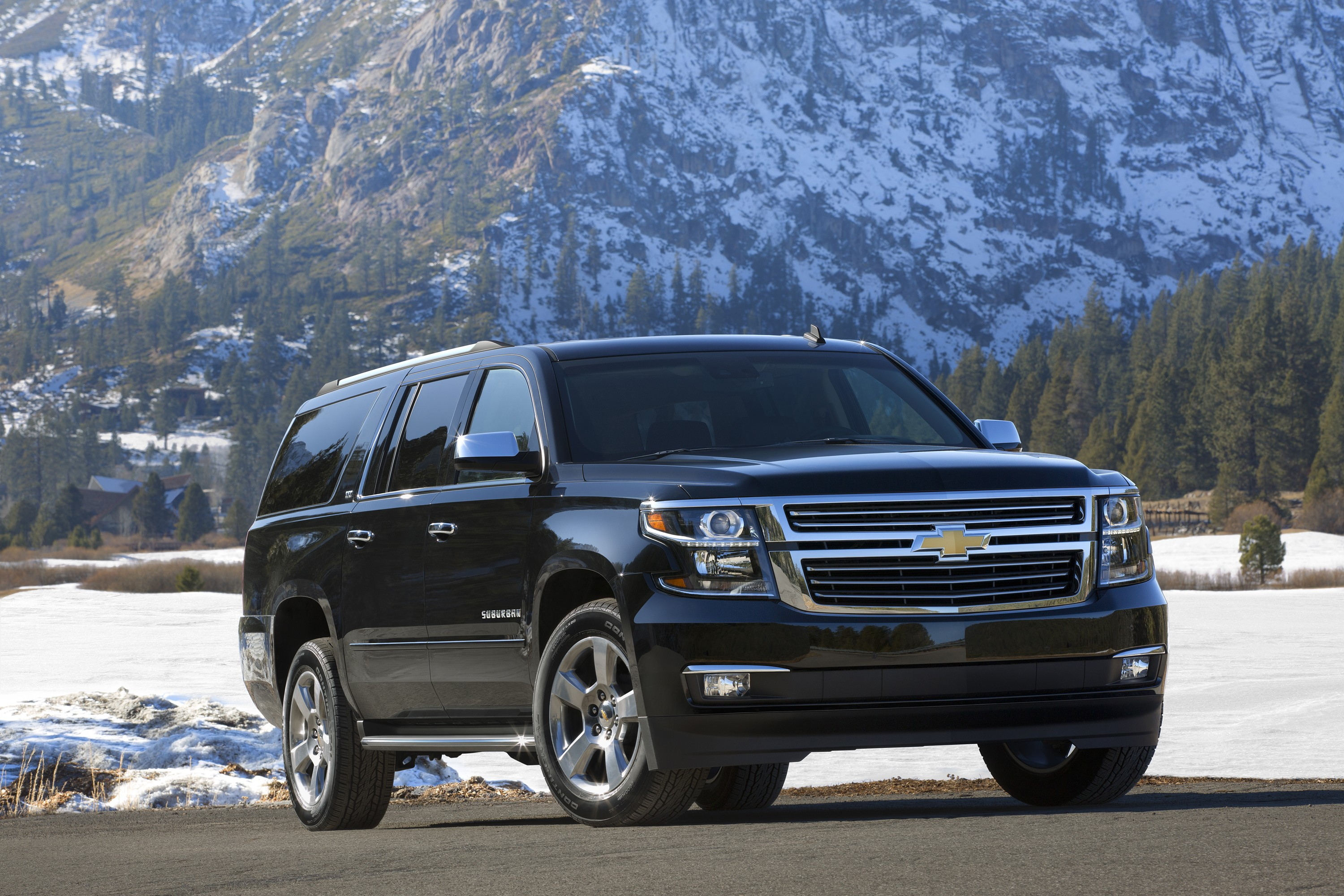 Chevrolet Suburban Specs  U0026 Photos