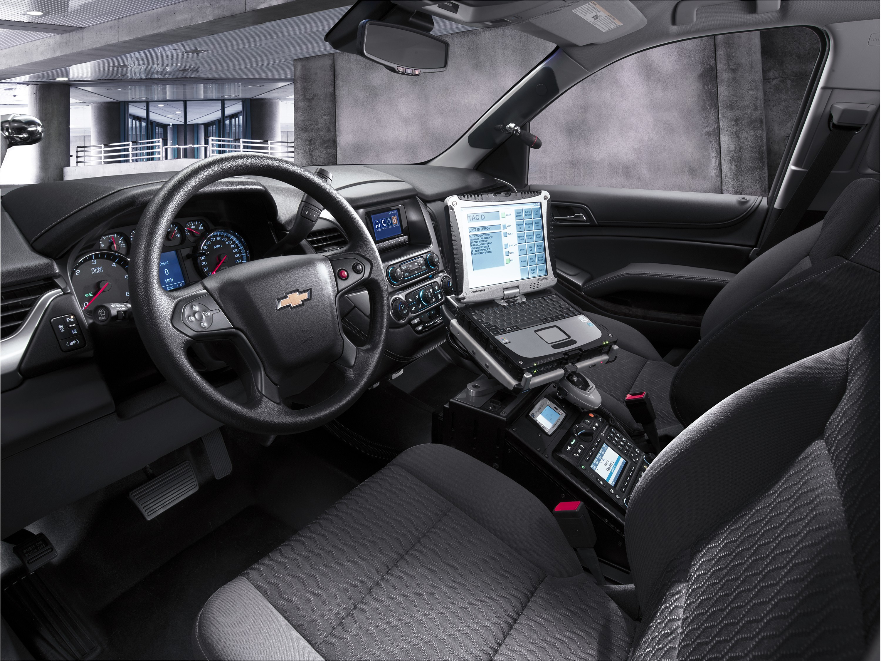 CHEVROLET Tahoe specs & photos - 2014, 2015, 2016, 2017 ...