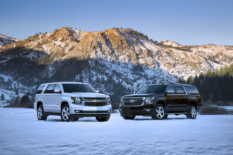 Chevrolet Tahoe 2017 Present