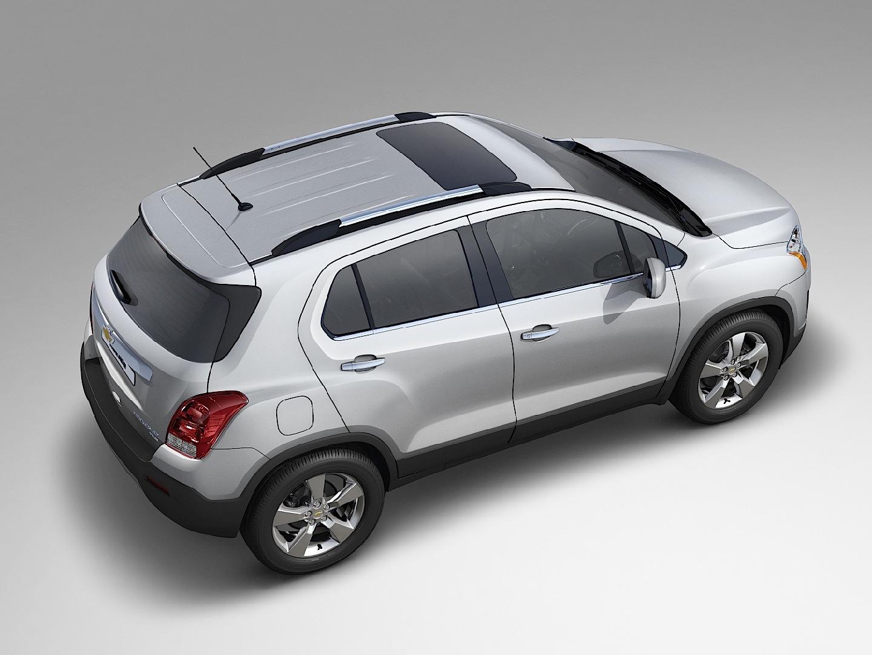 Chevrolet Tracker 2013 2014 2015 2016 2017