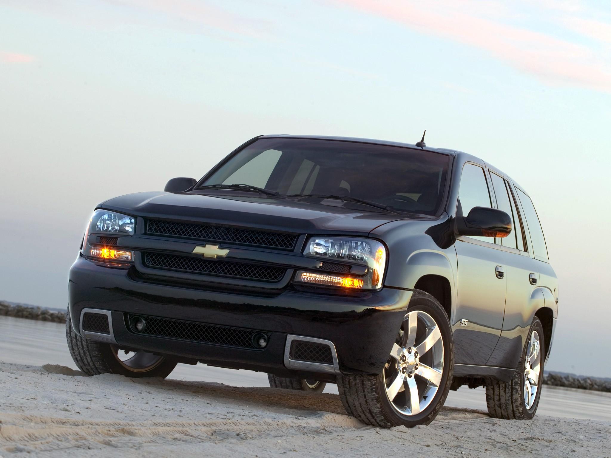2007 Tahoe Reviews >> CHEVROLET TrailBlazer - 2008, 2009, 2010, 2011, 2012 - autoevolution