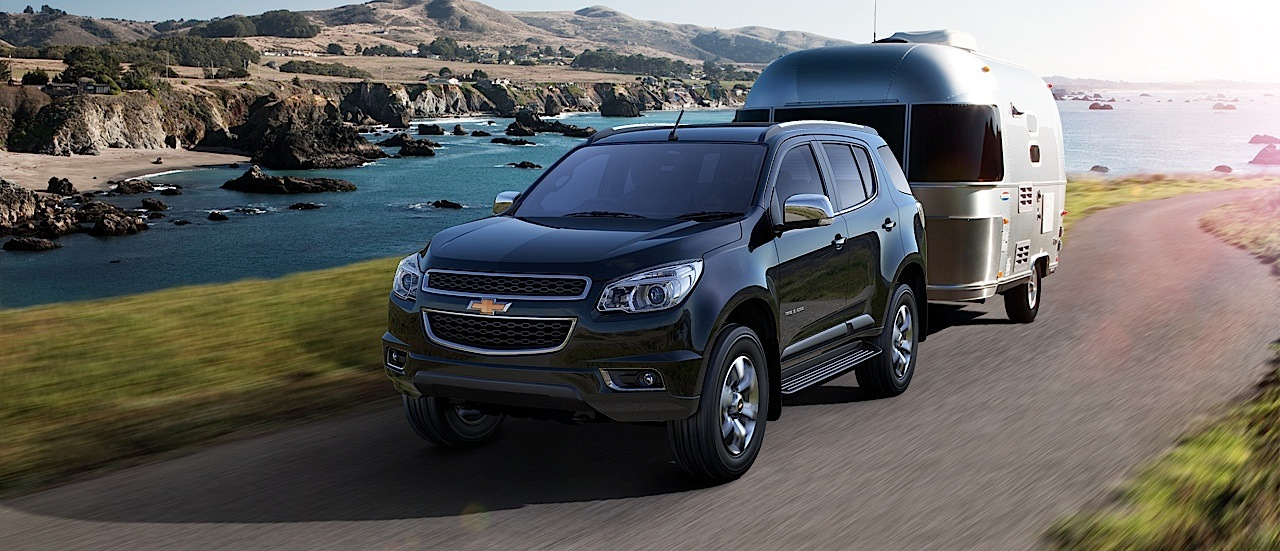 Chevrolet Trailblazer 2015 >> Chevrolet Trailblazer Specs Photos 2012 2013 2014