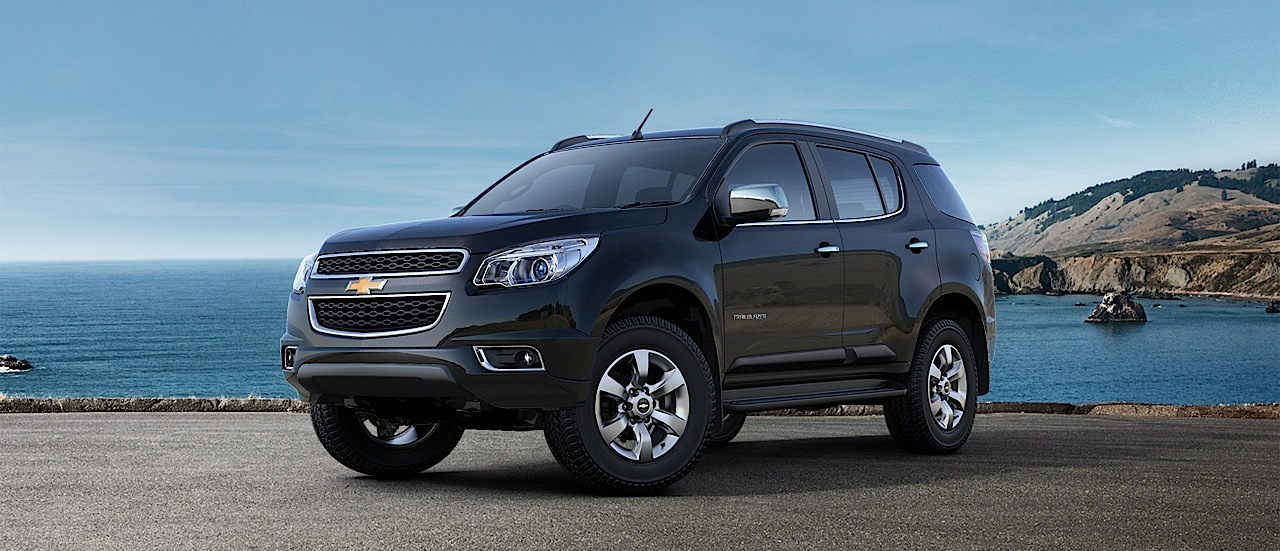 2015 Chevy Trailblazer >> Chevrolet Trailblazer Specs Photos 2012 2013 2014 2015 2016