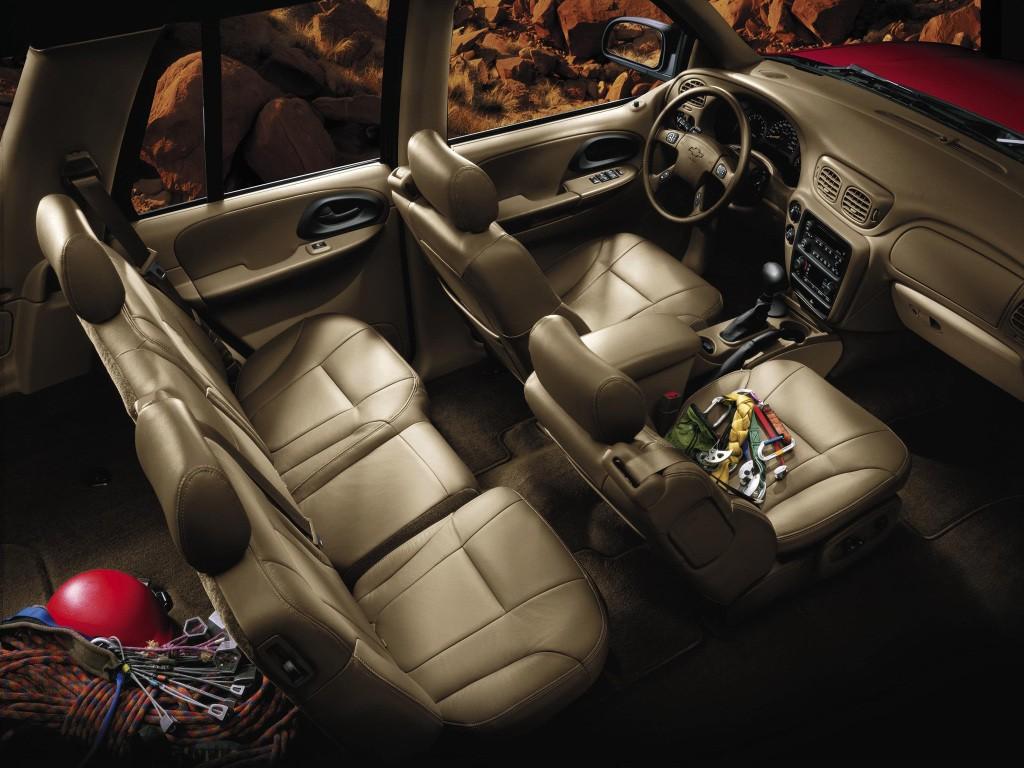 New Buick Lacrosse Oklahoma City >> CHEVROLET TrailBlazer EXT specs & photos - 2002, 2003, 2004, 2005, 2006 - autoevolution