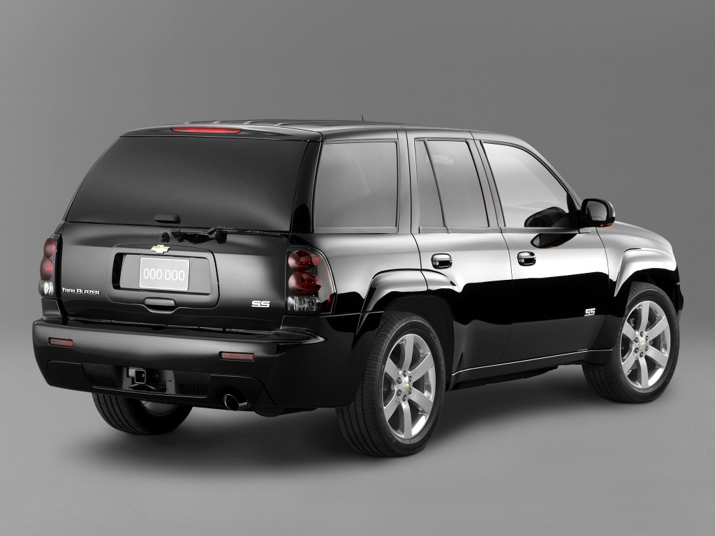 2005 Silverado 1500 >> CHEVROLET TrailBlazer SS specs & photos - 2005, 2006, 2007, 2008 - autoevolution