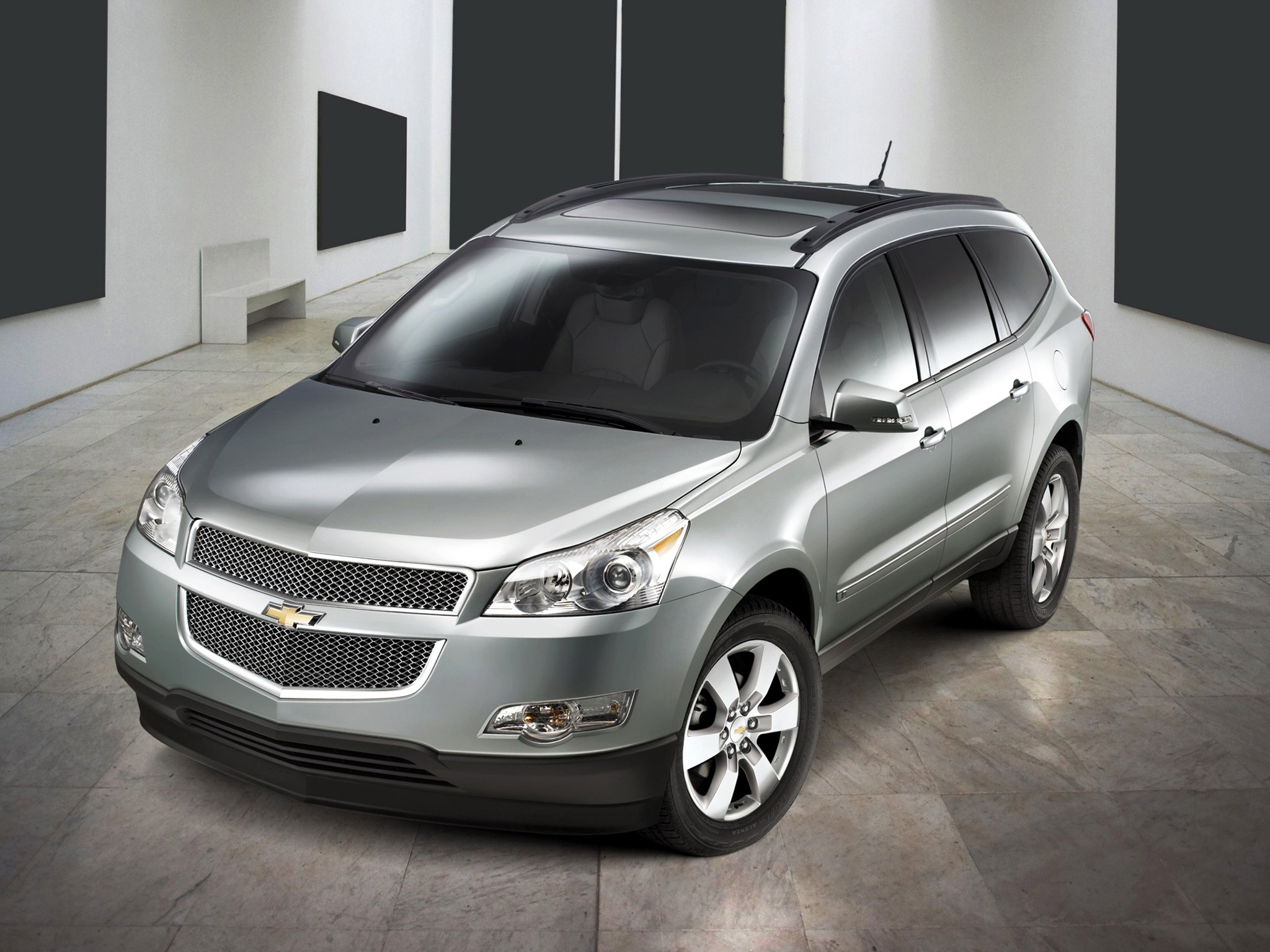 CHEVROLET Traverse specs & photos - 2008, 2009, 2010, 2011 ...