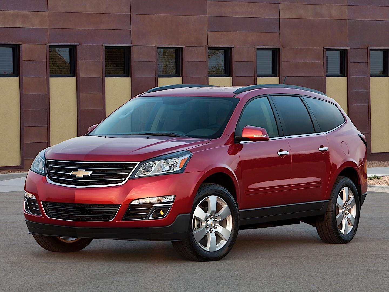 Chevrolet traverse 2012 2017