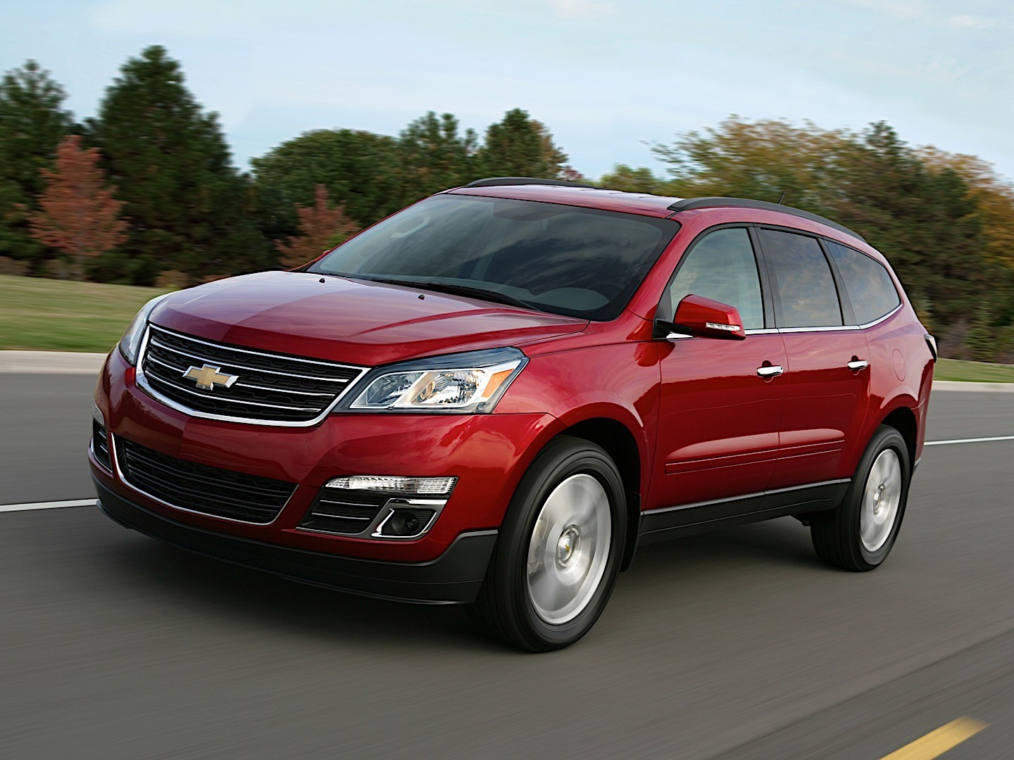 2015 Chevy Traverse For Sale >> CHEVROLET Traverse specs & photos - 2012, 2013, 2014, 2015 ...