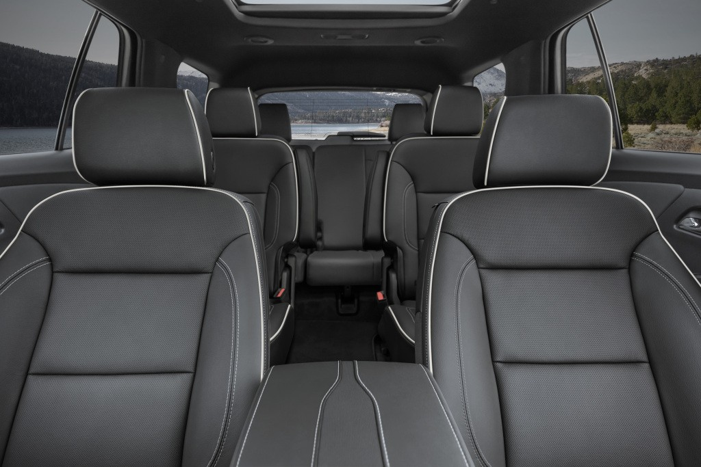 Chevrolet Traverse Spezifikationen Fotos 2020 2021 Autoevolution In Deutscher Sprache
