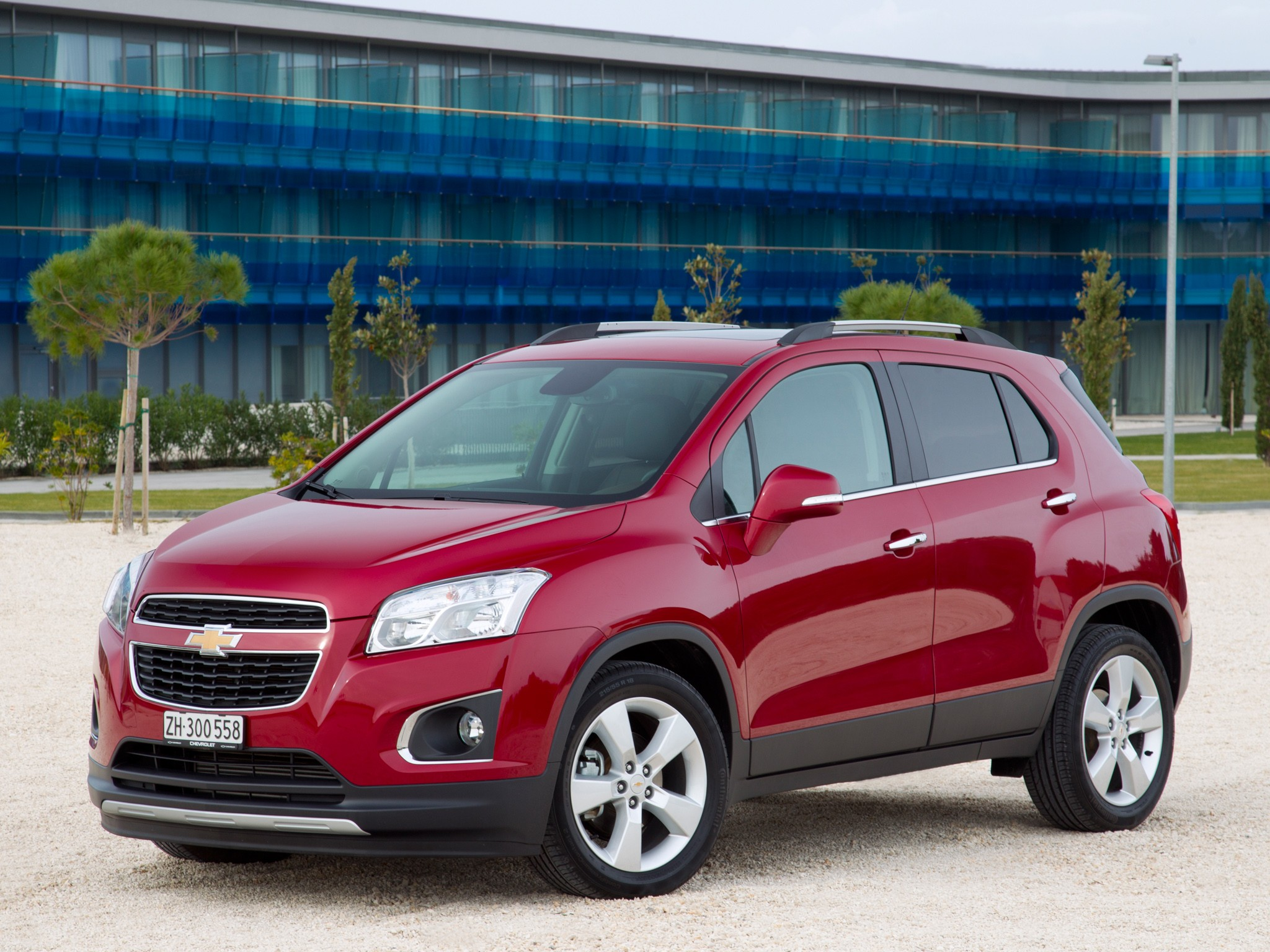 CHEVROLET Trax specs & photos - 2013, 2014, 2015, 2016, 2017