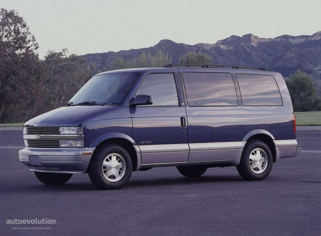 Chevrolet Astro 1994 2005