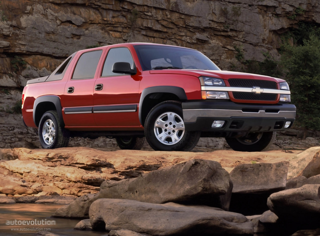 Used Chevy Avalanche >> CHEVROLET Avalanche - 2001, 2002, 2003, 2004, 2005, 2006 - autoevolution