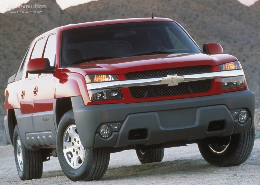 2001 - 2006 Chevrolet Avalanche Gallery 467352 | Top Speed