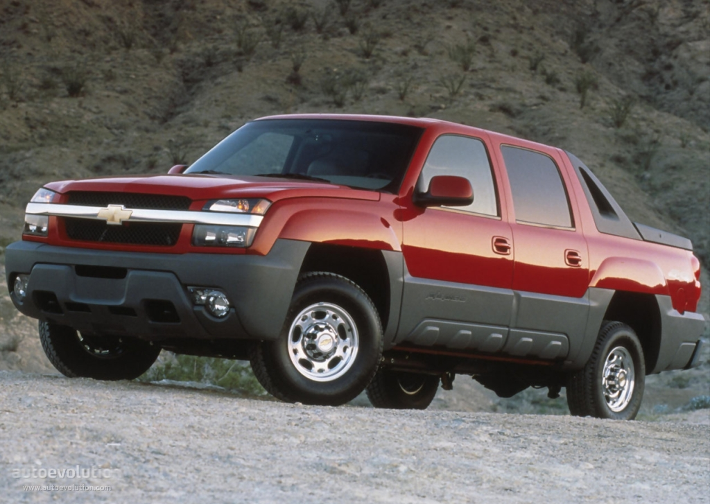 2001 - 2006 Chevrolet Avalanche - Picture 467349 | truck ...