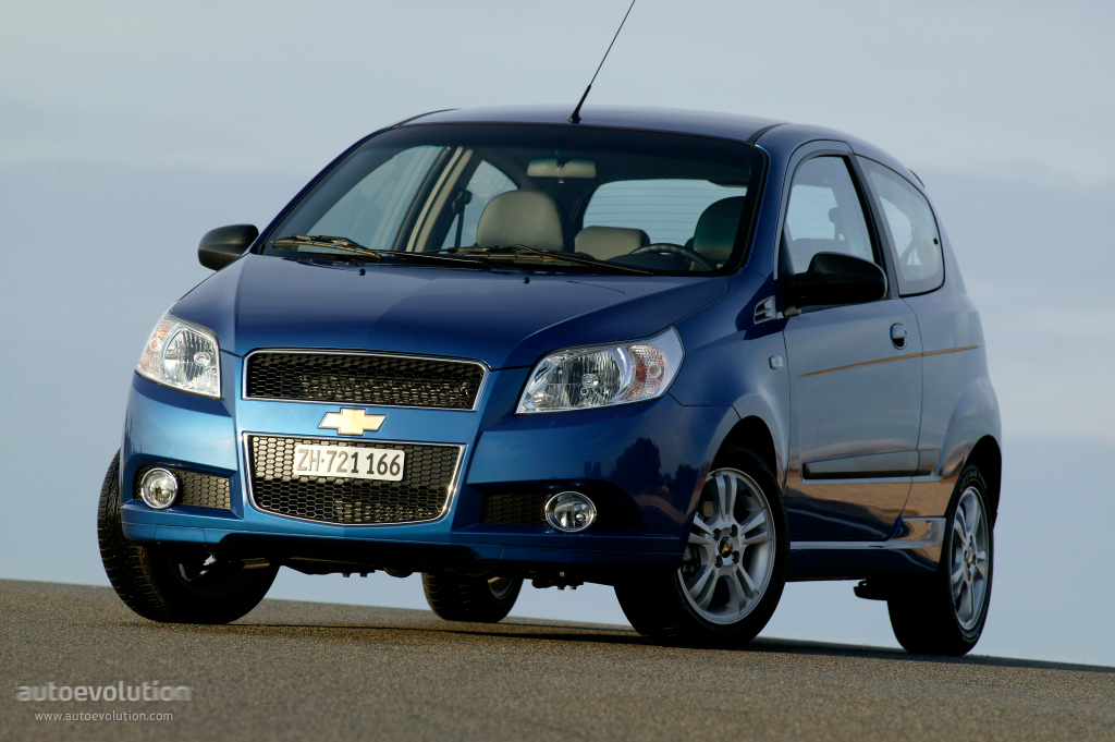 chevrolet aveo kalos 3 doors specs 2008 2009 2010 2011 autoevolution. Black Bedroom Furniture Sets. Home Design Ideas