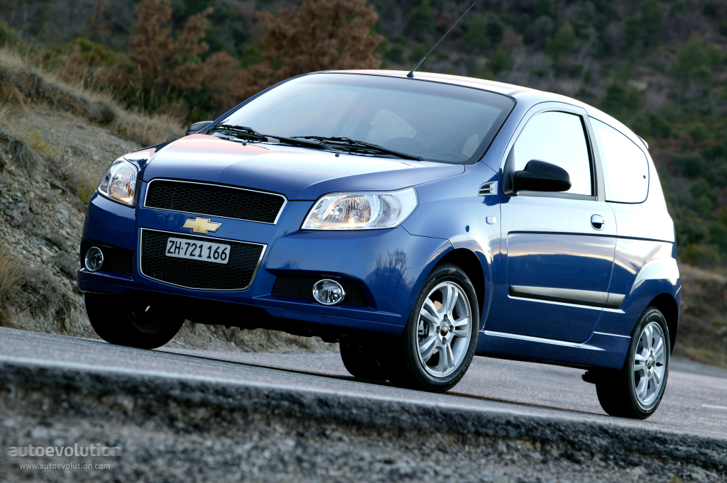 Chevrolet Aveo Kalos 3 Doors Specs Photos 2008 2009 2010
