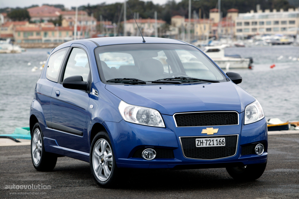 CHEVROLET Aveo/Kalos 3 Doors specs & photos - 2008, 2009 ...