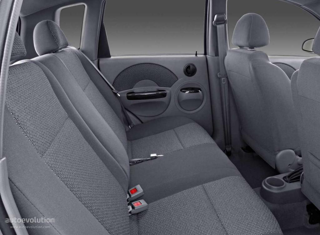 Chevroletaveo Kalos Doors