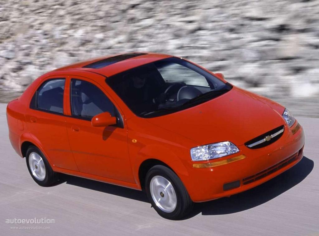 Chevrolet Aveokalos Sedan Specs Photos 2004 2005 2006