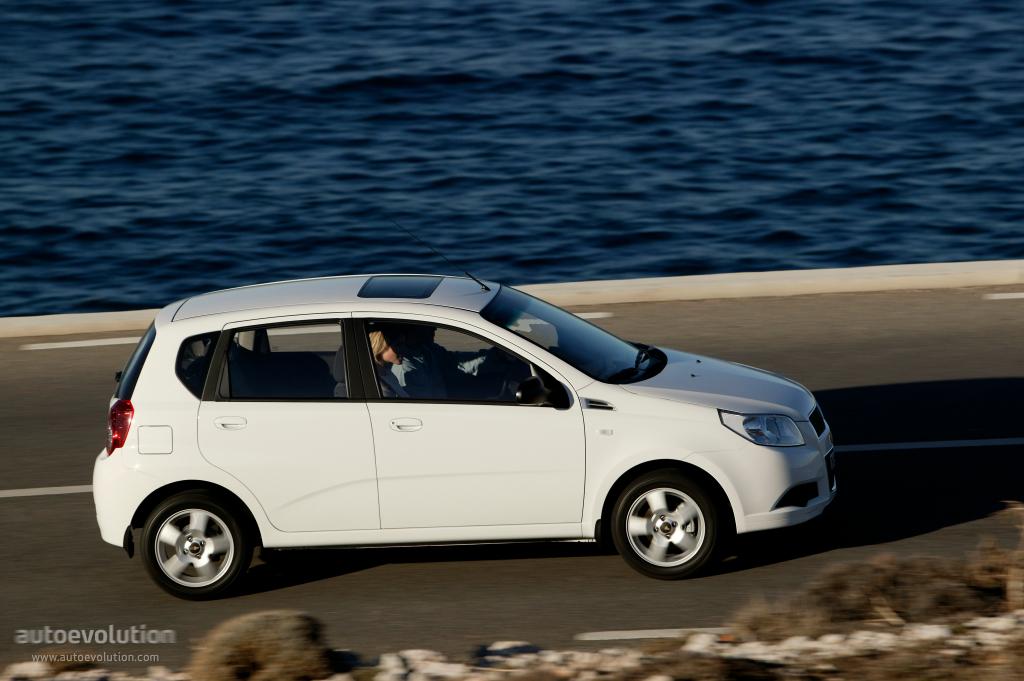 Chevrolet Aveokalos 5 Doors Specs Photos 2008 2009 2010 2011