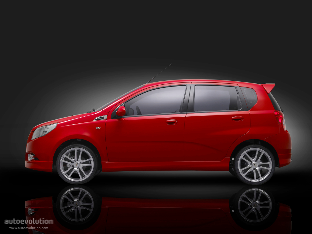 Chevrolet Aveo Kalos 5 Doors Specs Amp Photos 2008 2009
