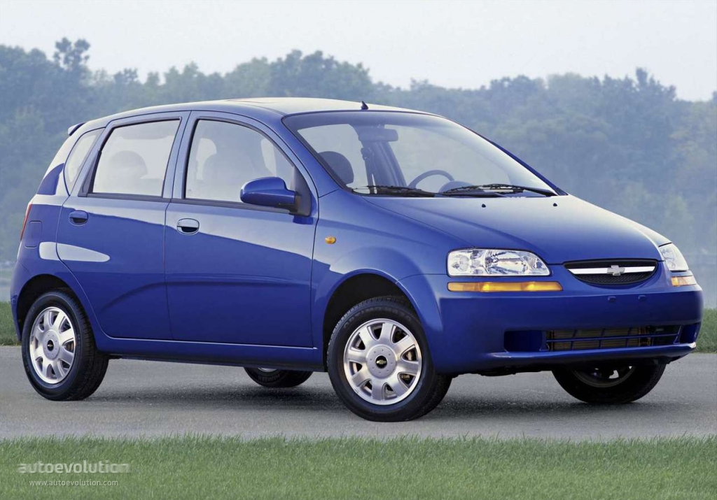 Chevrolet Aveo Kalos 5 Doors Specs Amp Photos 2002 2003