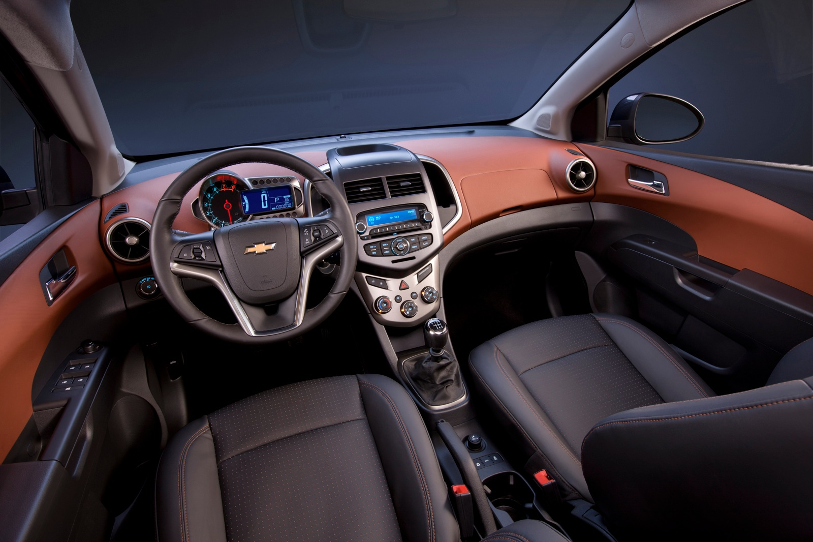 CHEVROLET Aveo Sedan specs & photos - 2011, 2012, 2013 ...