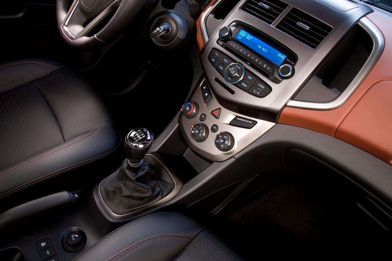 Chevrolet Aveo Sedan Specs 2011 2012 2013 2014 2015