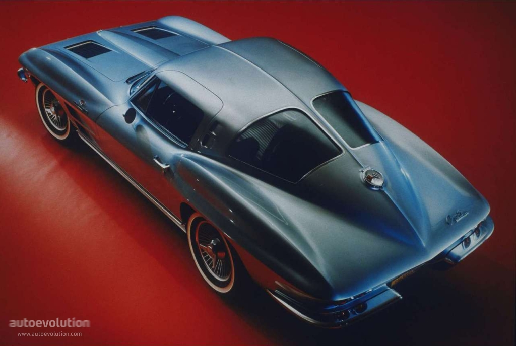 CHEVROLET Corvette C2 Sting Ray Coupe Specs Amp Photos