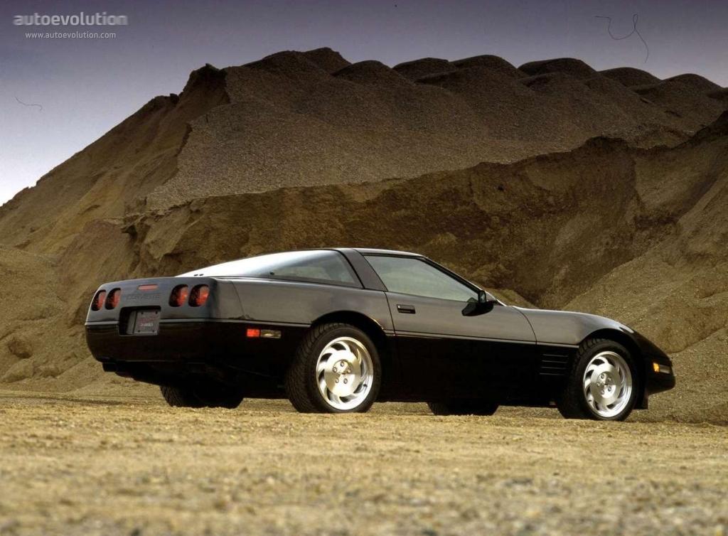 Chevrolet Corvette C4 Coupe Specs 1983 1984 1985 1986