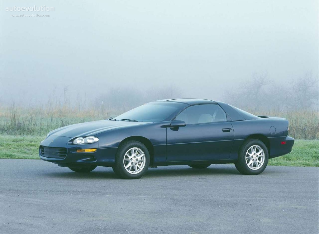 Chevrolet Camaro 1993 2002
