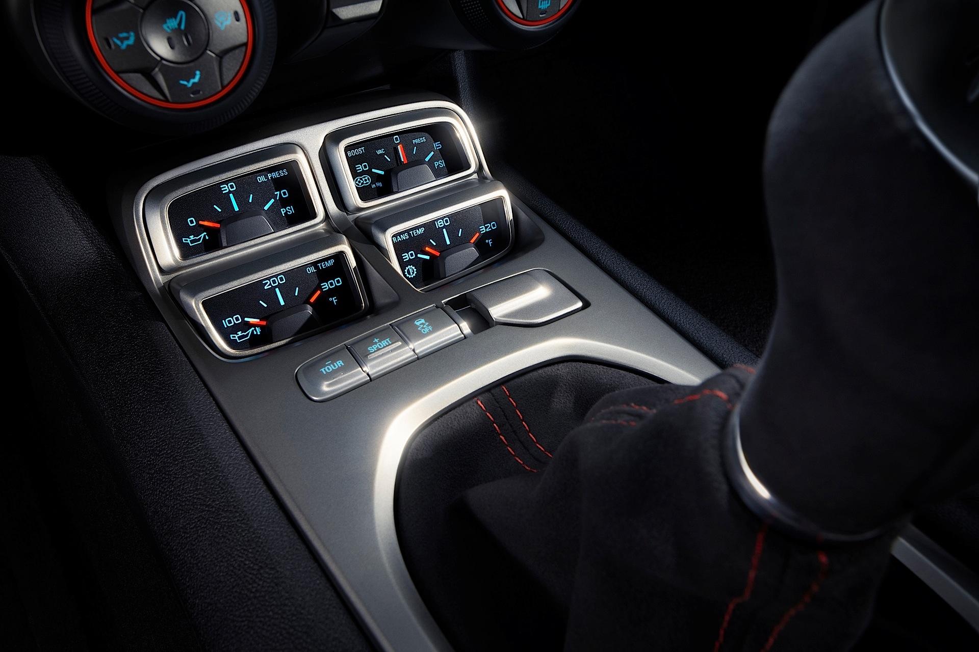 Chevrolet Camaro Zl1 2012 2013 2014 2015 2016 2017