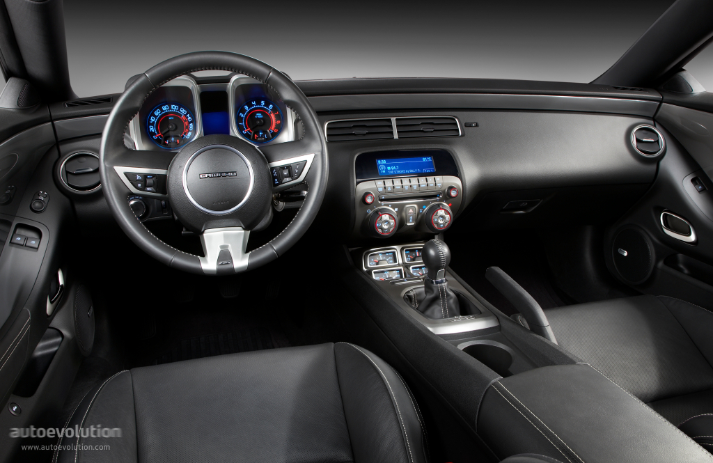 CHEVROLET Camaro SS specs & photos - 2010, 2011, 2012, 2013 ...