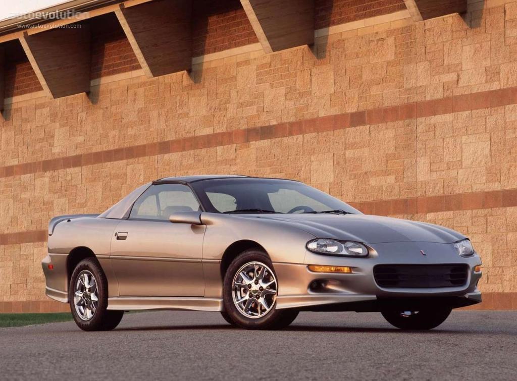 Chevrolet Camaro Super Sport Specs 1997 1998 1999