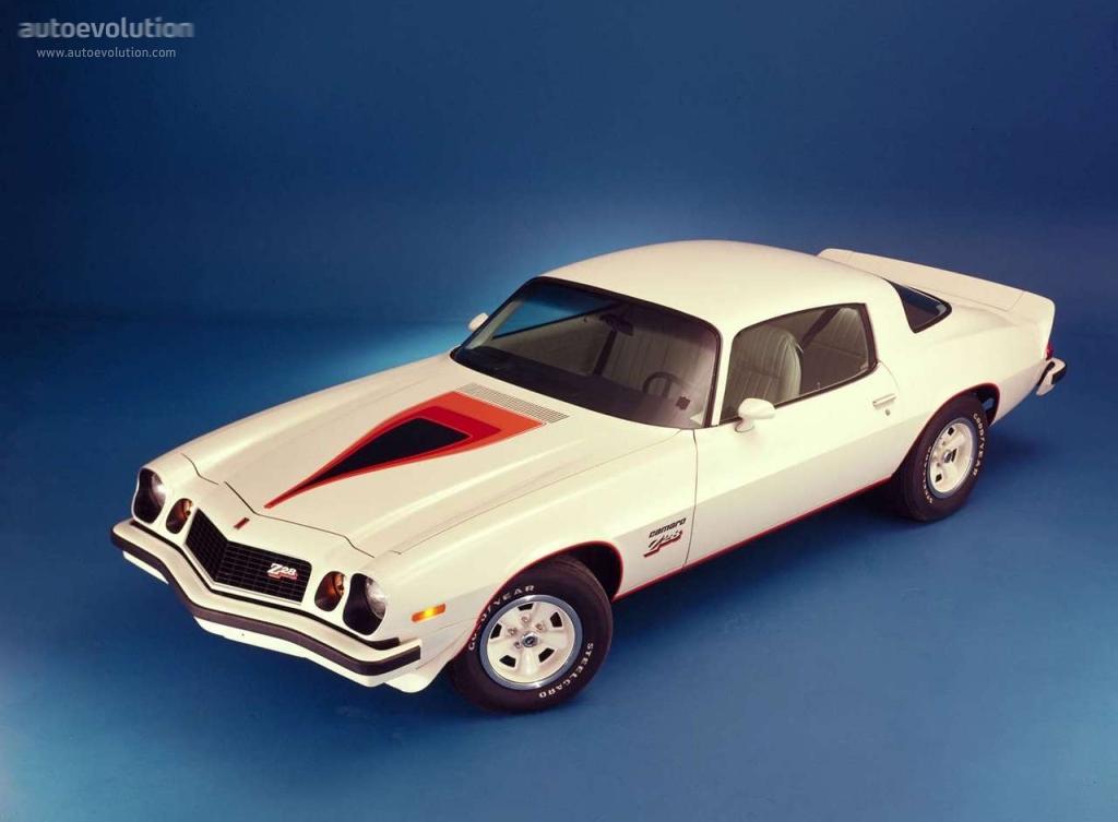 Chevrolet Camaro Z28 1977 1978 1979 1980 1981
