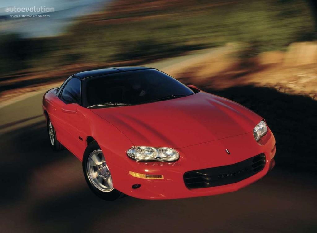 CHEVROLET Camaro Z28 specs & photos - 1997, 1998, 1999 ...