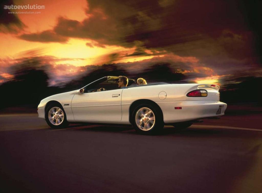 chevrolet camaro z28 convertible specs 1997 1998 1999. Black Bedroom Furniture Sets. Home Design Ideas