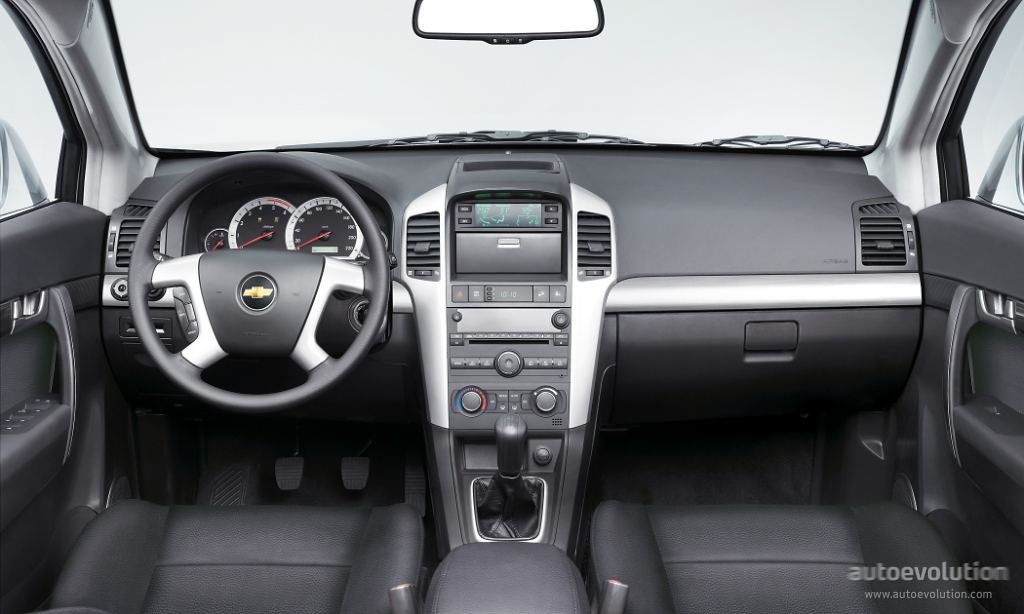 Chevrolet Captiva Specs Amp Photos 2006 2007 2008 2009