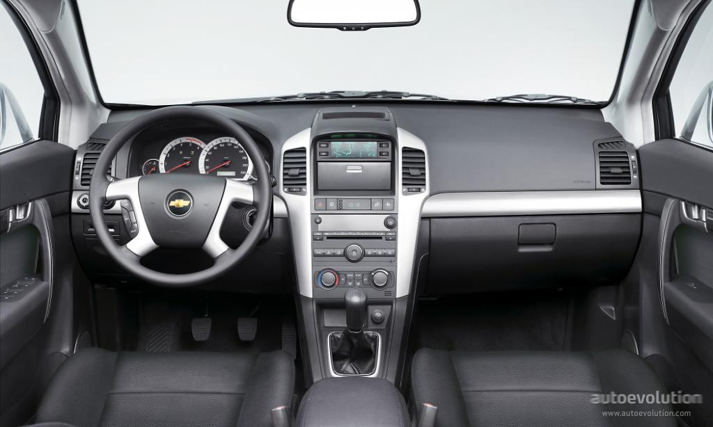 Chevrolet Captiva 2006 2007 2008 2009 2010 2011