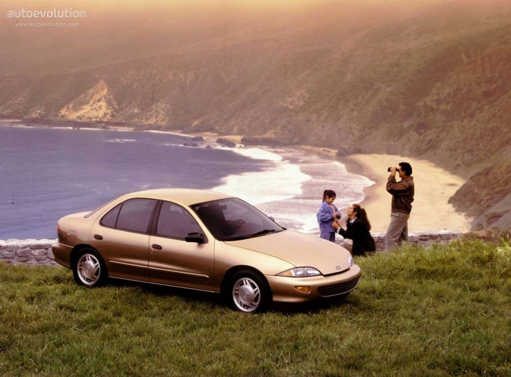 CHEVROLET Cavalier Specs Photos