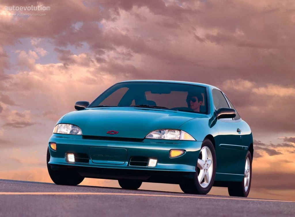 CHEVROLET Cavalier Coupe 1994