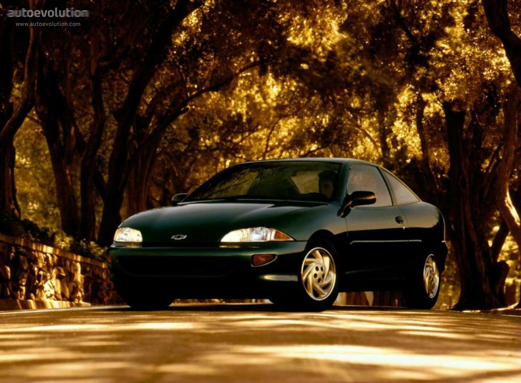 CHEVROLET Cavalier Coupe specs  1994 1995 1996 1997 1998
